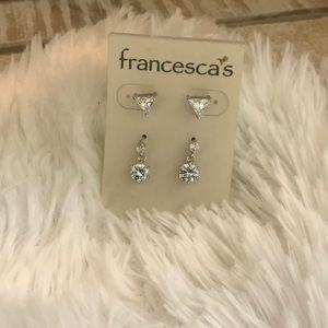 Set of two Earrings